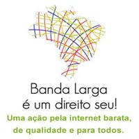 campanha banda larga