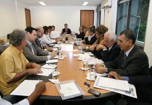 1ª reunião do Conselho Estadual de ComunicaçãoFoto: Carol Garcia / SECOM