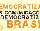 imagem democratizar as comunicacoes red