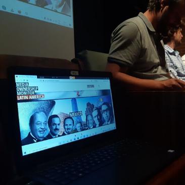 Intervozes e Repórteres sem Fronteiras lançam novo site sobre concentração na mídia