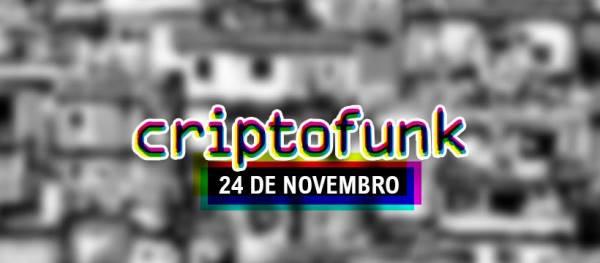 Criptofunk pauta privacidade, segurança digital e liberdade de expressão no Rio de Janeiro