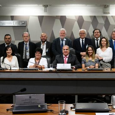 Intervozes é aprovado para a nova composição do Conselho de Comunicação Social do Congresso