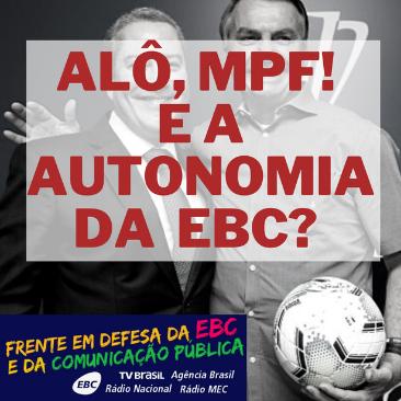Sociedade civil repudia novo episódio de autopromoção de Bolsonaro na TV pública